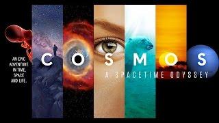 Cosmos - 2014 - Español - Cap. 1, 2, 3 y 4 - Neil DeGrasse Tyson
