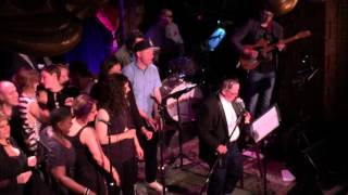 Lea DeLaria - Young Americans  - House of David release party - The Cutting Room 7/18/2015