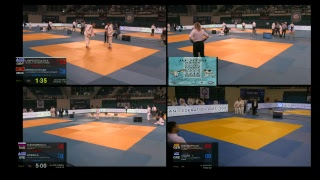 BALKAN OPEN - JJIF WORLD CUP U15 - SENIOR RANKING TOURNAMENT MAT 4 to 7 DAY 2