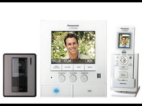sc 1 st  YouTube & Panasonic Video Door Phone VL-SW250BX - YouTube pezcame.com