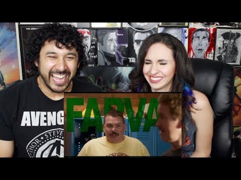 SUPER TROOPERS 2 - RED BAND TRAILER REACTION!!!