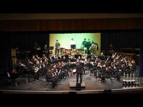 2019- 2020 Inderkum High School Winter Concert: Symphonic Band- Winterwinds