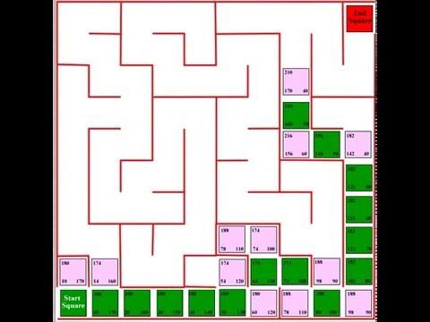Maze Solving Algorithms: The A* Algorithm