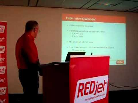 Chief Executive Officer of REDjet clears air on Repairs