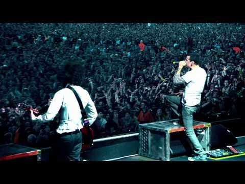 Linkin Park - Papercut live (Milton Keynes 29-06-2008)  *HD and High Quality*