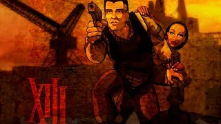 XIII All Cutscenes (Game Movie) 1080p HD 2003