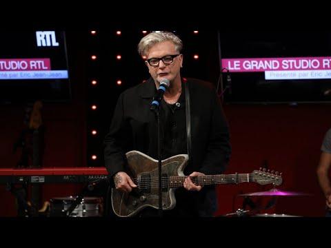 Sanseverino - L'astronaute (LIVE) Le Grand Studio RTL