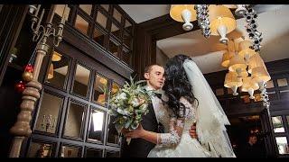 Зимняя свадьба Димы и Эльвиры, фотосессия в Казани