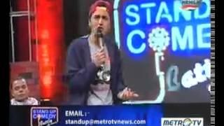 Stand Up Comedy Indonesia Kemal Palevi Terbaru!