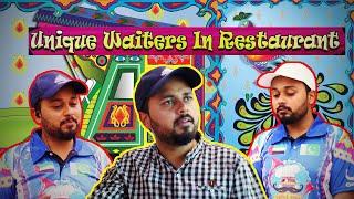 Gambar cover Unique Waiters in Restaurant   Comedy Sketch   Faisal Iqbal