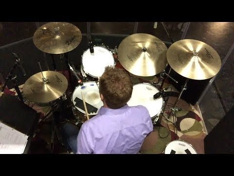 A Tour Of Our Church Drum Kit Setup