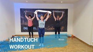 Handtuch Workout - 40min - medifit Wolfhagen