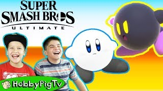 Super Smash Brothers Ultimate with HobbySpider by HobbyPigTV