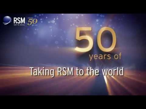 RSM at 50