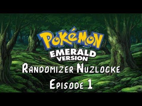 pokemon emerald randomizer nuzlocke episode1 ready schedule