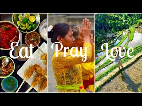 An Eat Pray Love Adventure In Bali