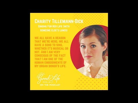 Charity Tillemann-Dick: Singing For Her Life (With Someone Else's Lungs).
