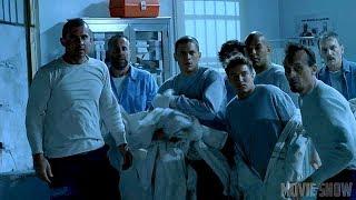 Побег из тюрьмы Фокс Ривер [Часть 9]. Побег