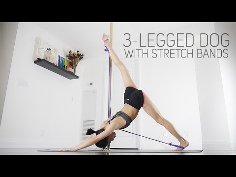 3-Legged Downward Dog (Eka Pada Adho Mukha Svanasana) | Yoga Journal