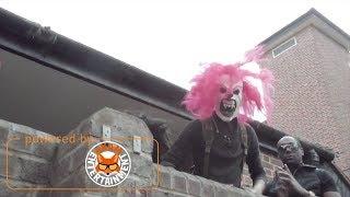 Action Man - Through The Gate Ft. Radar [Official Music Video HD]