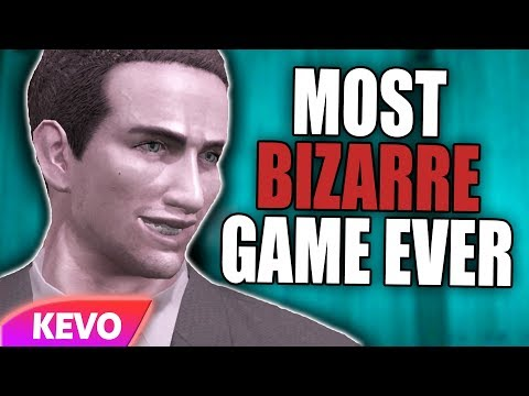 The most BIZARRE game you will ever play - Deadly Premonition