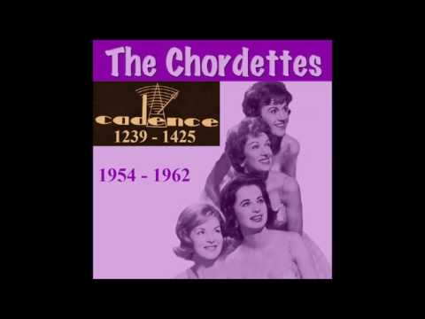 The Chordettes - Cadence 45 RPM Records - 1954 - 1962