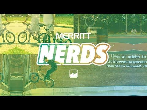 MERRITT BMX : NERDS DVD OUT NOW