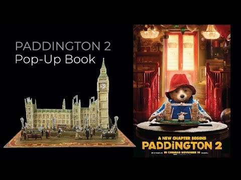 Paddington 2 Pop-Up Book
