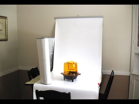 How to make an easy product photography booth selling on for Easy to make and sell products