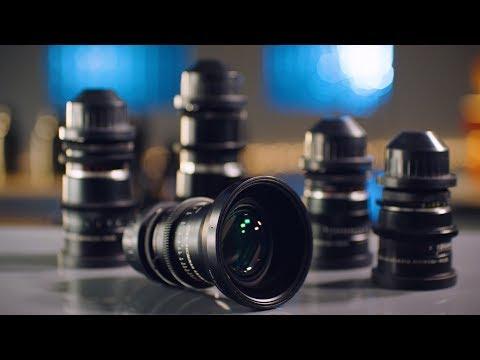 Kowa Cine Prominar Anamorphic Trailer