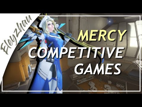 [Mercy Full Comp Games] Episode 4 (Horizon Lunar Colony): New Settings (Overwatch)