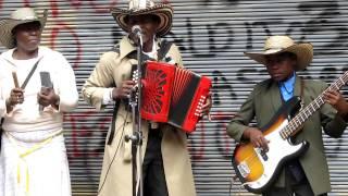 Musica tradicional de Colombia.