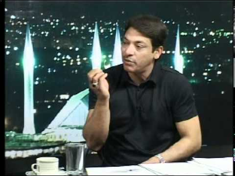 Faisal raza Abidi and shahzeb khanzada fight in program Mazrat k sath...latest episode