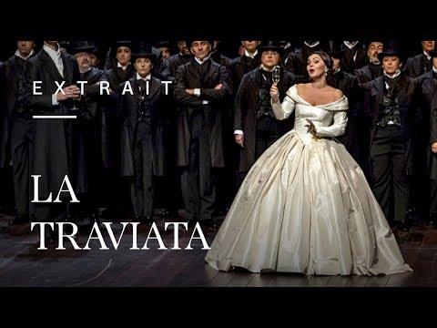 """La Traviata - """"Libiamo ne' lieti calici"""" (Aleksandra Kurzak & Jean-François Borras)"""