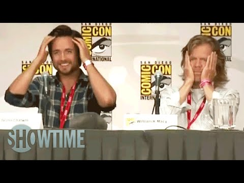 Shameless | Toddlers on Set | Comic-Con 2011
