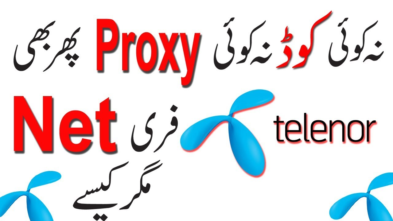 TELENOR FREE INTERNET WITHOUT CODE AND PROXY, IN [URDU/HINDI] || Enjoying  Free Telenor 4G internet