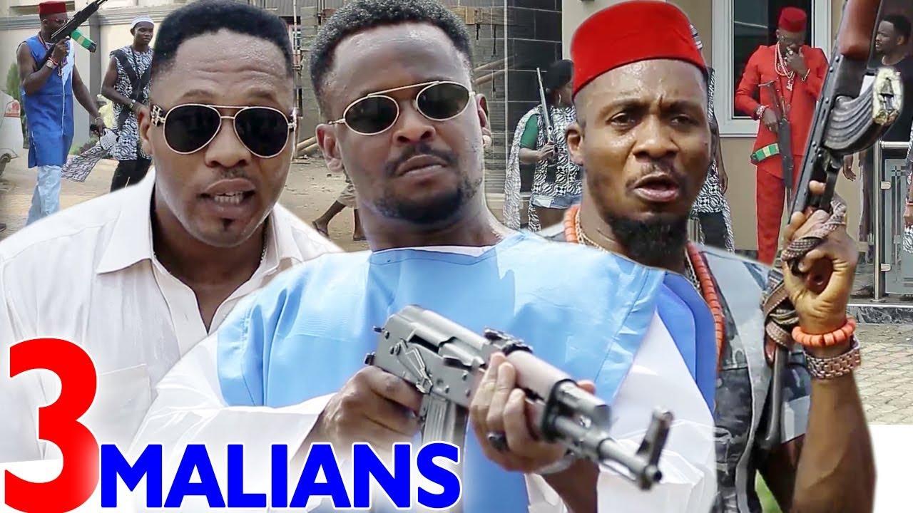 Download 3 Malians Season 1 & 2 - Zubby Michael / Junior Pope 2020 Latest Nigerian Movie
