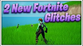 2 New Fortnite Gliтches in 1 Video