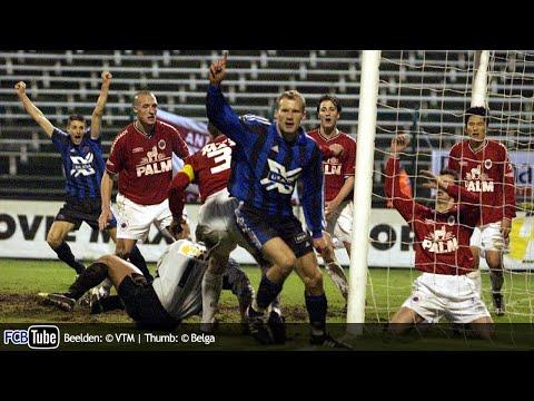 2001-2002 - Beker Van België - 02. 8ste Finale - Antwerp FC - Club Brugge 1-1 (pen. 3-4)