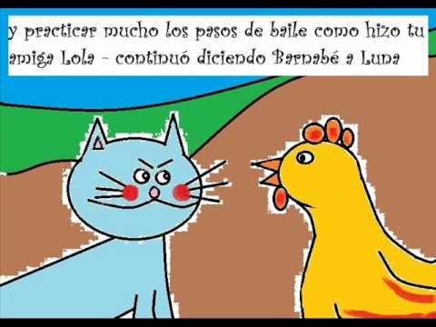 Historietas De Animales Cuentos Infantiles Cortos El Gato De La