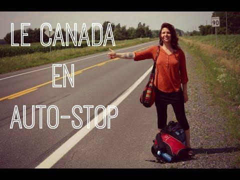TRAVERSER LE CANADA SEULE EN AUTO-STOP- (Anam Travel)