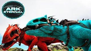 Два ИНДОМИНУСА Альфа и Прайм - ARK Survival Eternal #23