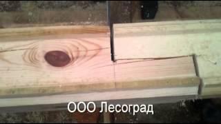 видео Брус 5 метров 100х100, 100х150, 4 на 5: какой использовать для перекрытий