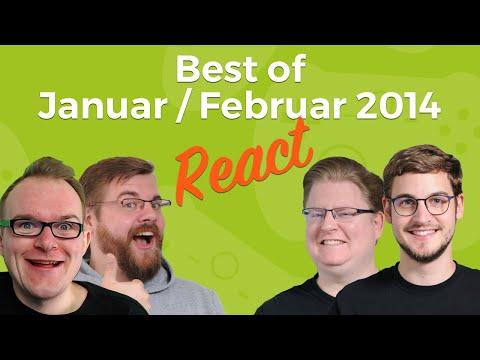 React: Best of Januar/Februar 2014