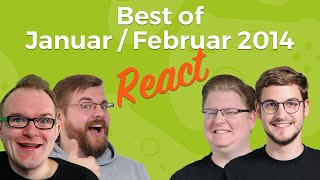 React: Best of Januar/Februar 2014