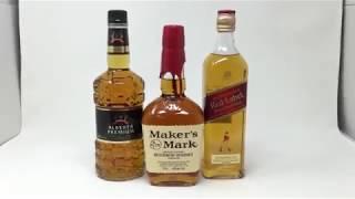 お酒通販 第二弾 バーボンとライとスコッチウイスキーの違いについて スコッチを飲み慣れた人におすすめのバーボン