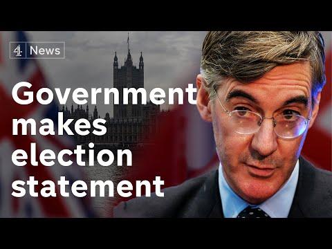 General Election debate: Government wants December election