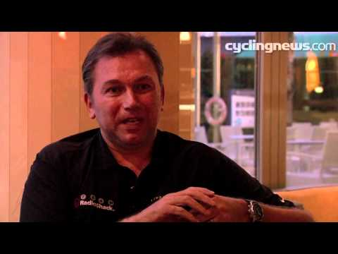 Johan Bruyneel on need for share of TV revenues