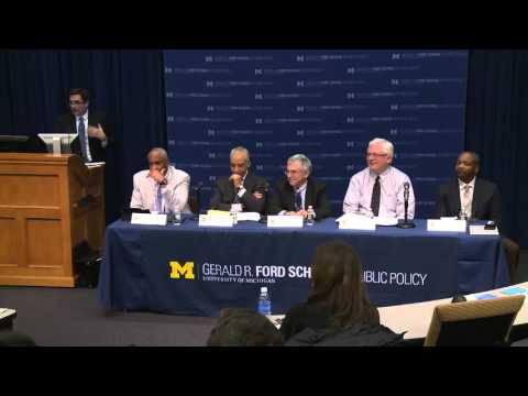 .@fordschool - 21st Century Policing: Lessons from Cincinnati panel