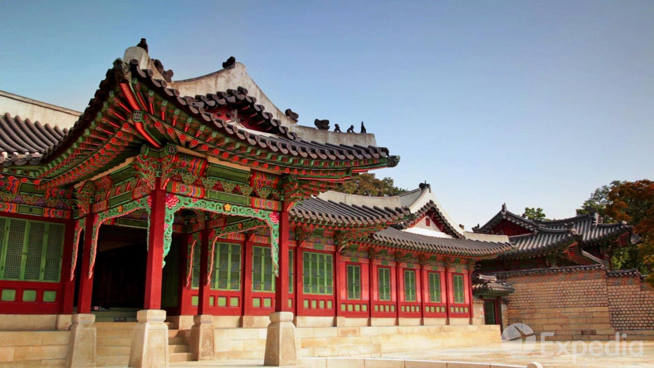 Changdeokgung Palace Secret Garden Vacation Travel Guide